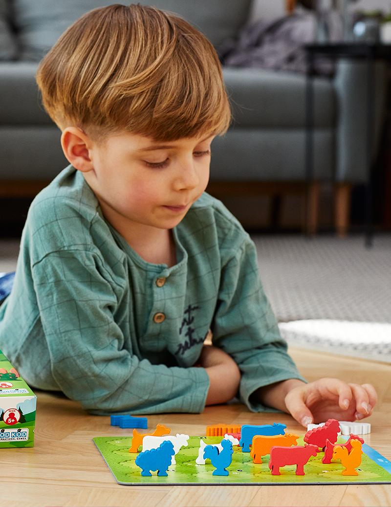 Gra wspierającarozwój intelektualnyTwojego dziecka